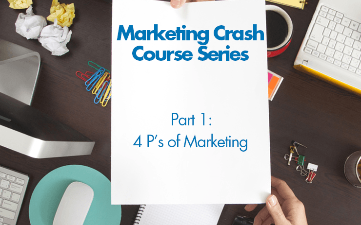 4 P's of Marketing | Crash Course Series