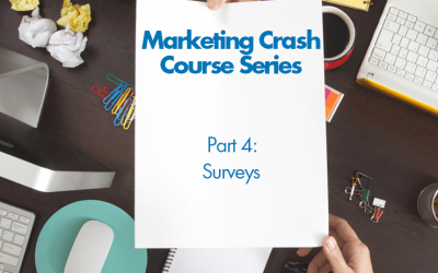 Survey's | Crash Course Series | Blue Dog Business Services