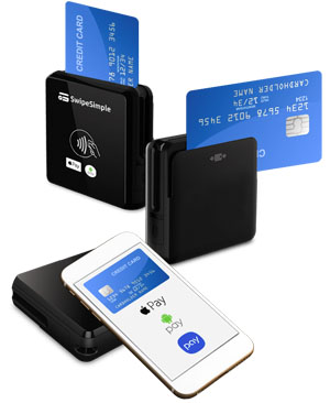 Fetch Nfc Mobile Payment Card Reader Small Bluedog Best Friend